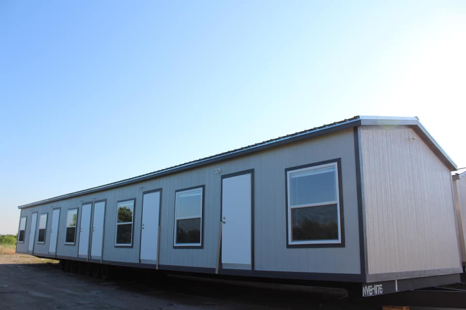 Astonishing Oil And Gas Mobile Homes Oilfield Housing Man Camp Housing Download Free Architecture Designs Scobabritishbridgeorg